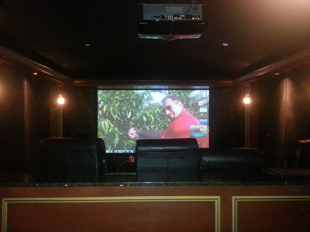 Grun Theater Show Room Call For Demo